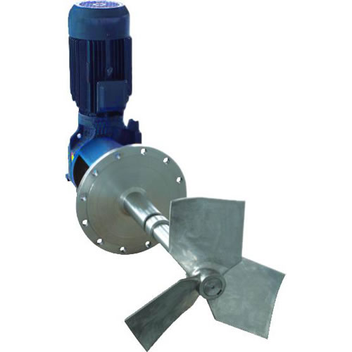CR Gear Drive Side Entry Agitator